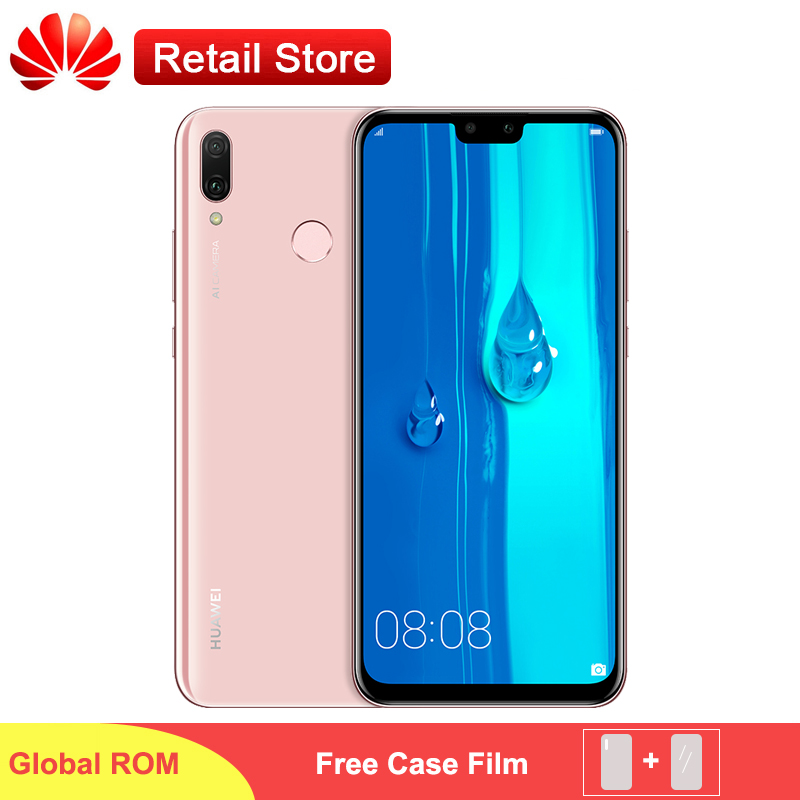 Huawei Y9 2019 4G Smartphone 6 5 Kirin 710 Octa Core Android 8 1 4 AI