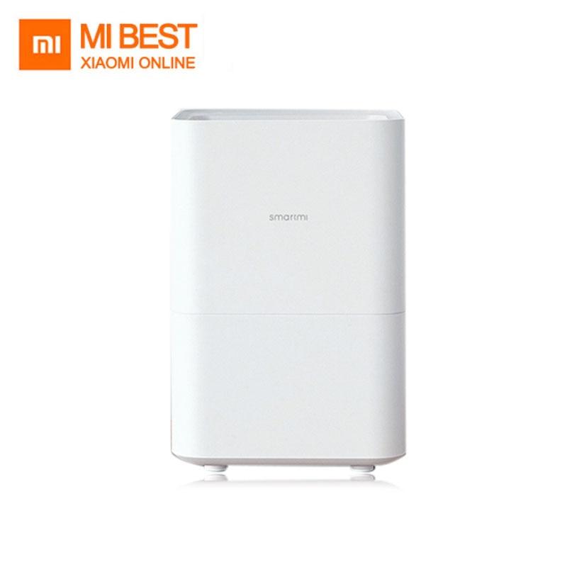 Original Smartmi Xiaomi Evaporative Humidifier 2 For Your Home Air Dampener Aroma Diffuser Essential Oil Mijia APP Control