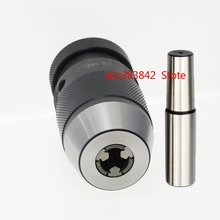 drill chuck with straight shank 20mm arbor C20 B10 B12 B16 B18 Automatic Locking Chuck Self Tighten Drilling Machine