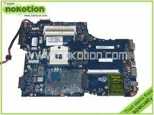 NOKOTION NSKAA LA-5361P K000093520 dla Toshiba A500 Series Laptop Płyty Głównej intel HM55 z gniazda graficzna Płyty Głównej