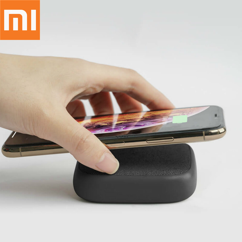 Original Xiaomi 10000mAh wireless dual USB charger fast charging mobile power external battery pack universal