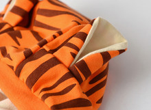 Newborn's Cute Tiger Styled Pajamas