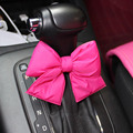 1 шт. очаровательная Роза или Розовым Бантом для автомобиля