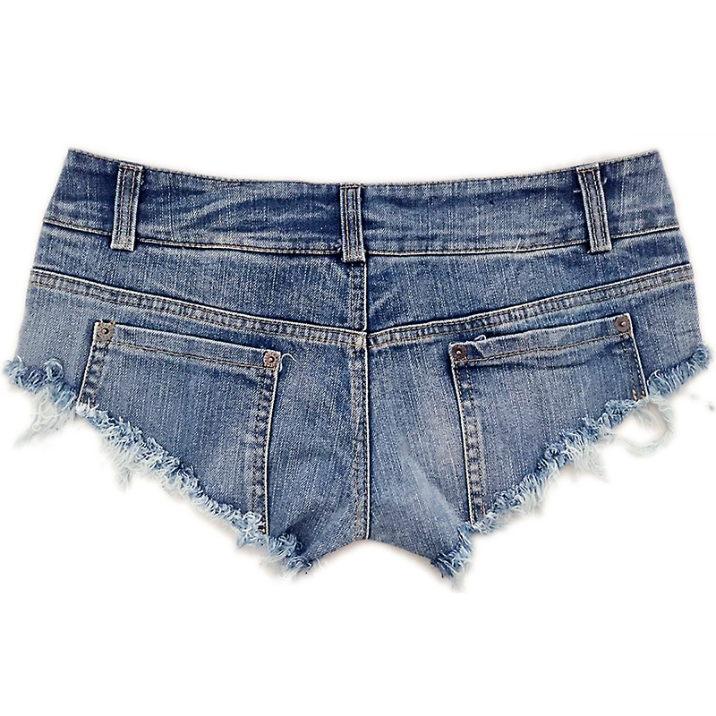 671de89628 New Summer Tide Sexy Women's Clubs And America The Cowboy Short Shorts Worn  Out Hole Womens Shorts Plus Size Women Short Pants-in Shorts from Women's  ...