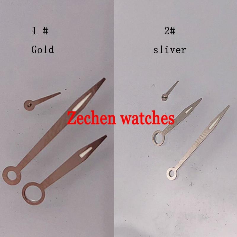 Watch hands fit parnis watch Stainless Steel Watch Hands Fit ETA 6497/6498 ST3600 Movement Watch все цены