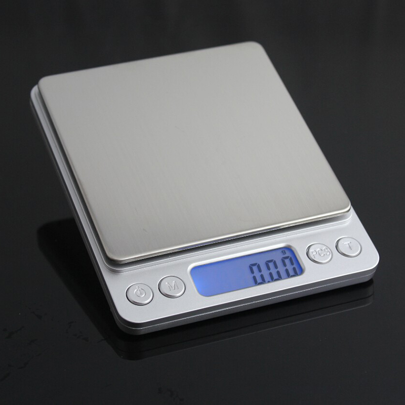Digital-Scale Electronic Mini LCD With Retail-Box 2000g-X-0.01g Jewelry Useful Portable
