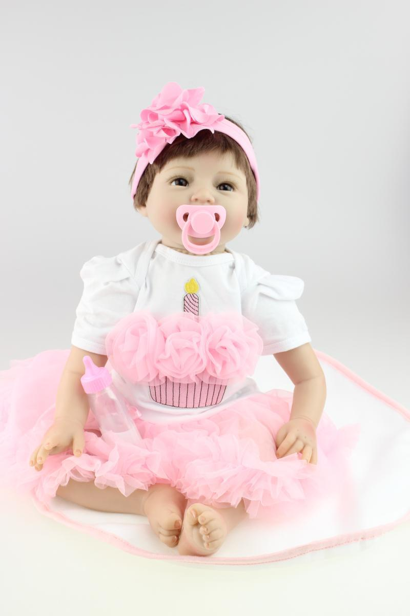 Boy Toys Baby : ᑐsilicone reborn baby boy doll Φ toys for girl
