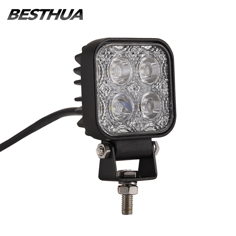 1 Pcs 900LM Mini 6 Inch 12W 4 X 3W Car LED WORK Light Bar as