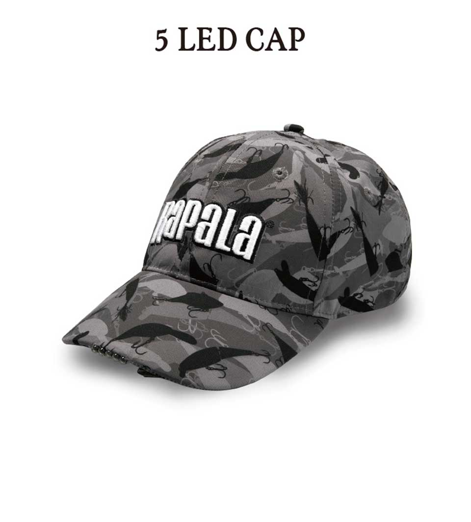 rapala fishing cap with lights