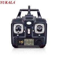 YUKALA X5SW trasmettitore telecomando X5SW RC Quadcopter ricambi radio controller spedizione gratuita