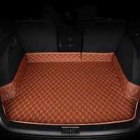 Car trunk mat cargo liner  rear boot mat custom fit for BMW 2 Series Wagon 3 Series F30 4 Series F33 5 Series F10 New X1