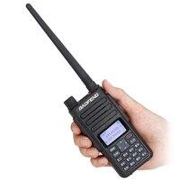 מכשיר הקשר 2019 במפעל מחיר Baofeng DM-1801 מכשיר הקשר DMR Digital Dual Band שני הדרך רדיו Dual זמן חריץ DMR רובד Tier1 Tier2 (4)