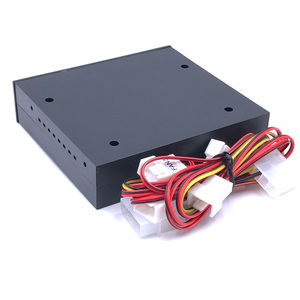Image 3 - SXDOOL STW 6002 4 Channel Speed Fan Controller with Blue LED  Controller and CPU HDD VGA