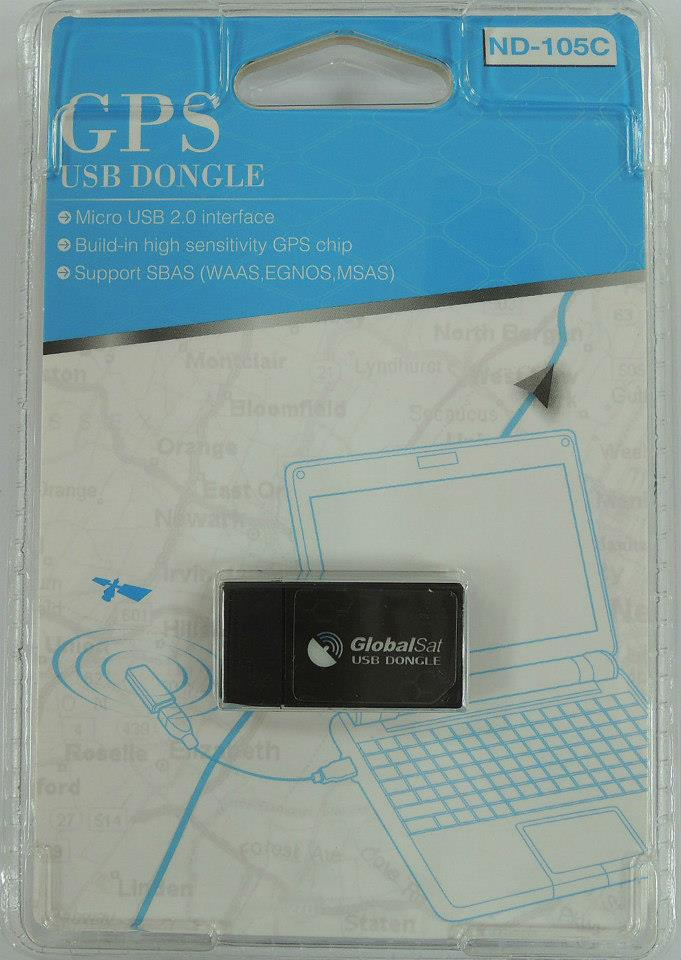 GlobalSat  ND 105C instead ND 100S GPS Receiver USB Dongle for laptop Notebook Tablet Computer Smart Phone 100% New&Original globalsat nd-105c globalsat gps receiver globalsat receiver - title=
