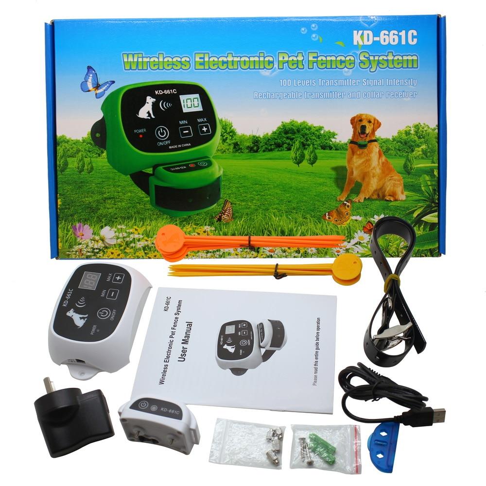 Kphrtek Kd 661c Waterproof Rechargeable Wireless
