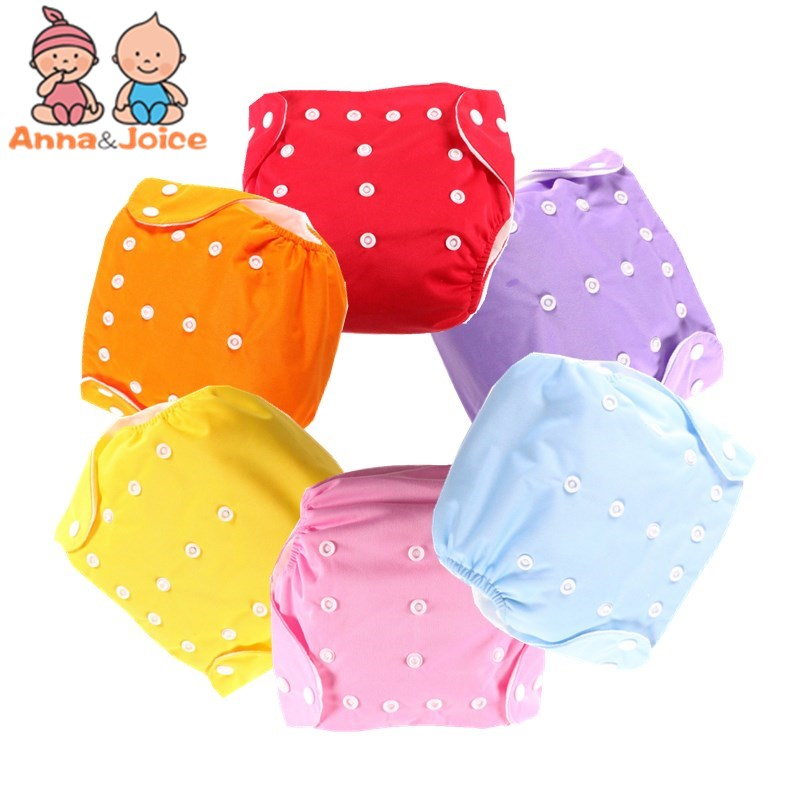 30pcs lot Summer Design Adjustable Diapers Baby Diaper Children s Underwear Reusable Nappies Pants Panties for