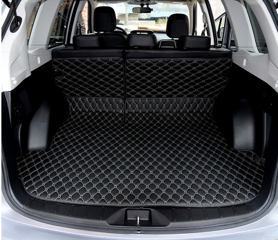 Special Trunk Mats For Subaru Forester 2017 Durable Cargo Mat Boot Carpets Free Shipping