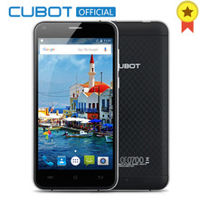 CUBOT MANITO 5.0 Inch HD Screen Smartphone Android 6.0 MTK6737 Quad Core Cell Phone 3GB RAM 16GB ROM Mobile Phone(China)