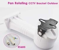 Bracket for CCTV Camera Pan Tilt Rotating 255 degree Rotation Wall Mounting CCTV Accessories