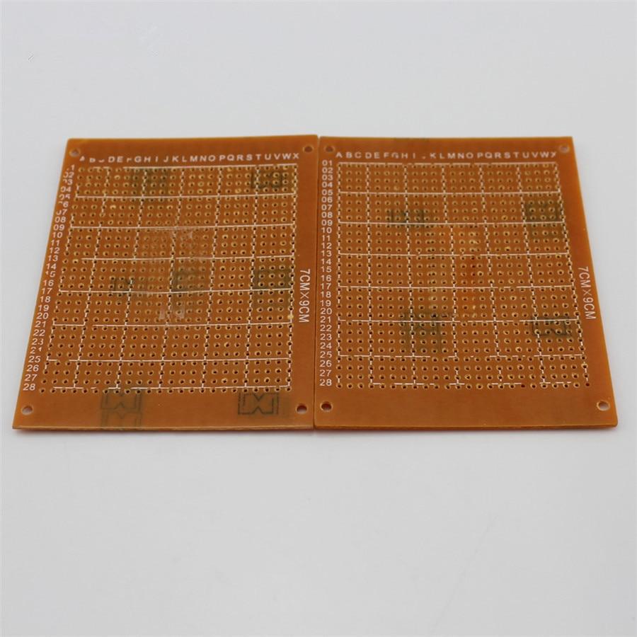 1pc lot j348b printed circuit board 7 9 pcb universal plate diy rh aliexpress com how to build an electrical circuit with a switch how to build a simple electric circuits