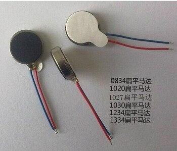 Free shipping!!DHL 2000pcs 3V 10mm diameter 3.4 mm 1034 Thick Coin Vibration Vibrator Micro Motor Flat Pager 10 * 3.4mm