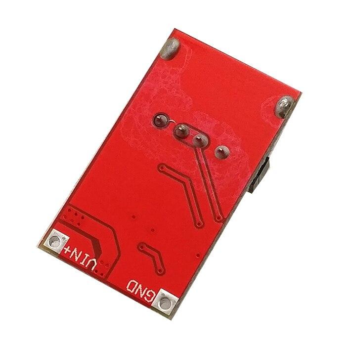 DC 6-24 V 12 V/24 v à 5 V chargeur de sortie USB abaisseur du Module d'alimentation Mini DC-DC Module de poussée convertisseur de puissance réglable