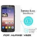 """9 H 2.5D 0.3 MM Premium de Vidro Temperado À Prova de Explosão Temperado Para Huawei Y625 5 """"filme Ultra Clear Tela Proteger Capa Guarda"""