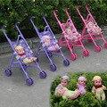 Nueva casa de juegos educativos para niños cochecito con 12 pulgadas doll toys baby toys