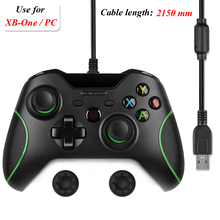 PC USB Wired Controller Joystick Controle for Microsoft Xbox One and PC, Wired Gamepad for Xbox One, Windows PC