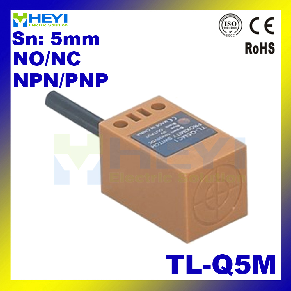 24 Vdc Sn04p Square Proximity Switch Dc Pnp Normally Open Npn Wiring Diagram 3 Wire Mpm Today Review