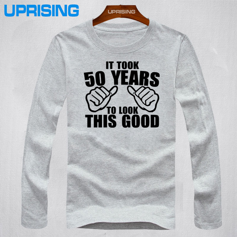 It Took 50 Years To Look This Good T-Shirt - 50th Birthday Funny Gift Idea Fathers Day More Size and Colors