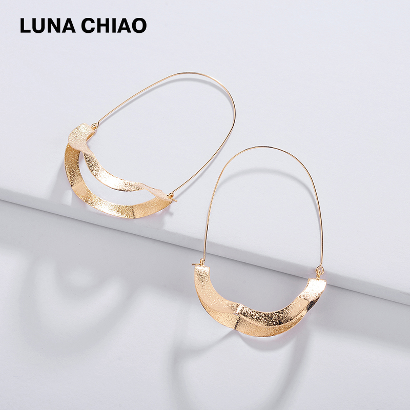 82f44ac325 🛒 [BEST DEAL]   INS Popular Women Unique Fashion Jewelry Fold Over ...