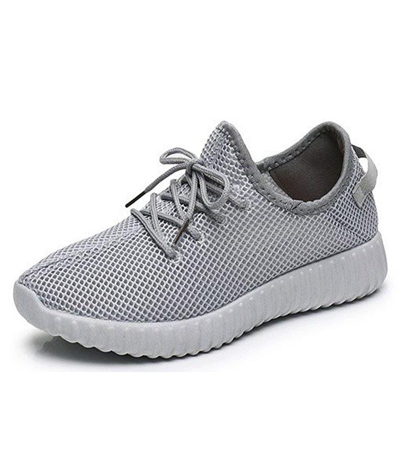Mesh casual shoes women Breathable Lace Up white sneakers female soft lightweight summer flat Women Vulcanize Shoes 2019 VT243 (20)