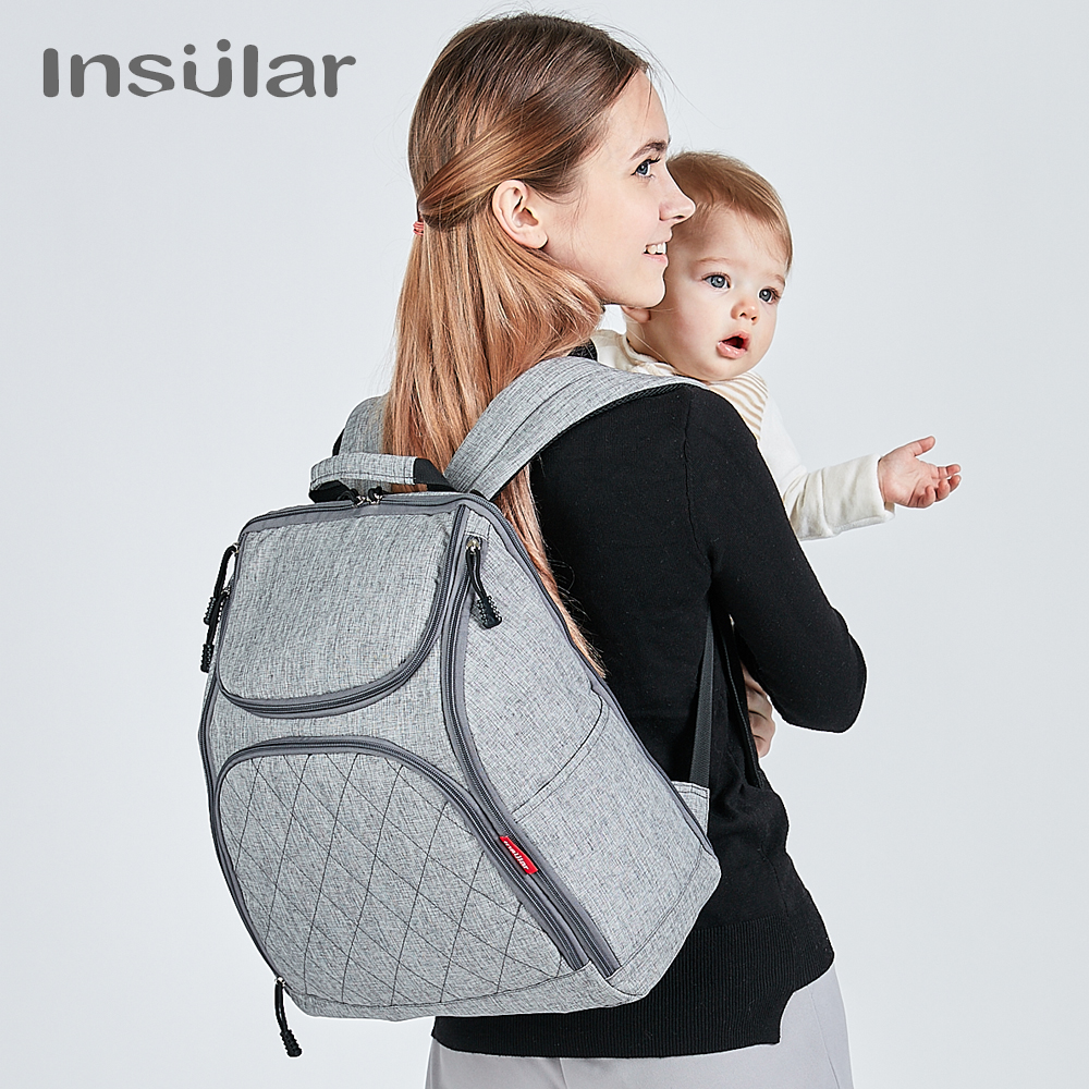 Fashion Mummy Maternity Nappy Bag Brand Large Capacity Baby Bag Travel Backpack Desinger Nursing Bag for Baby Care Deal Free nappy large capacity mummy bag 5pcs set multifunctional fashion ducks prints baby travel shoulder bag handbag for pregnant women
