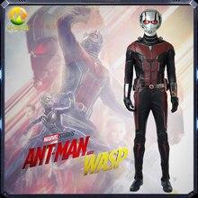 membuat Ant-Man Kustom Cosplay