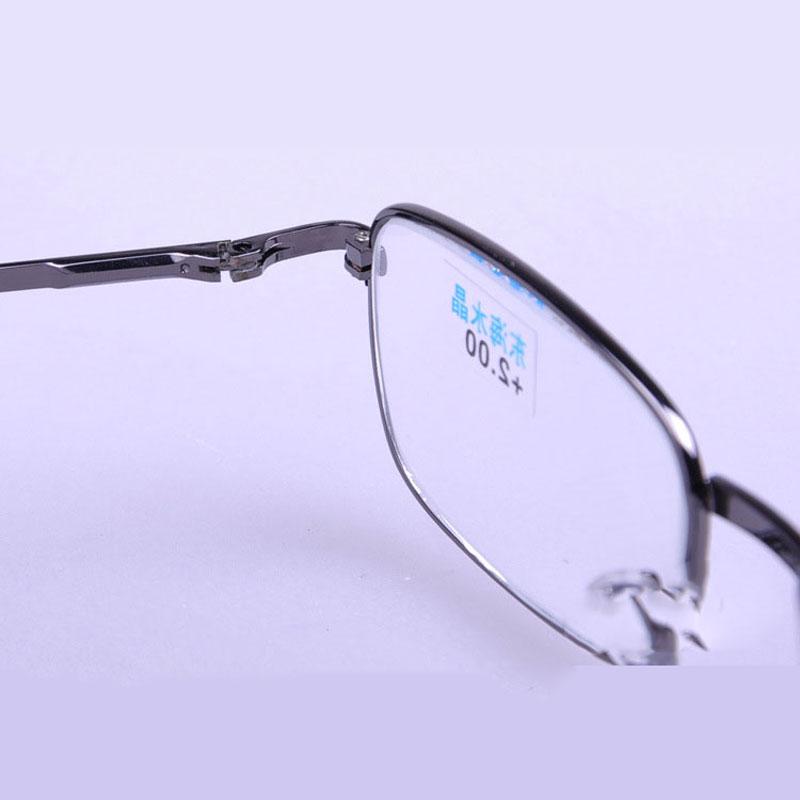 Läsglasögon för män +1.00 +1.50 +2.00 +2.50 +3.00 +3.50 +4.00 - Kläder tillbehör - Foto 6