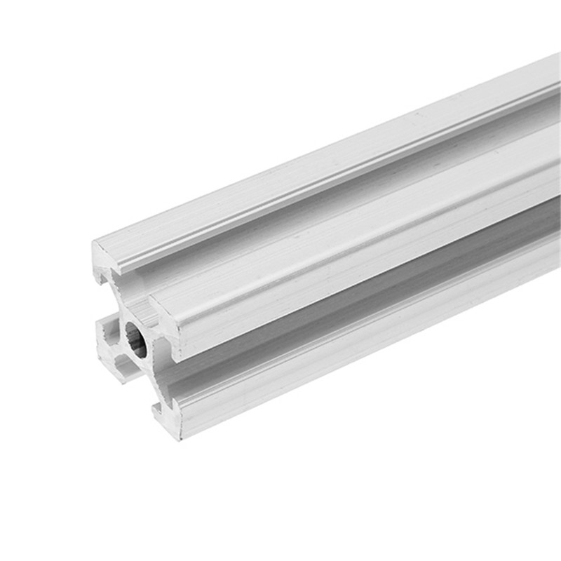 2020 Length 400mm T-Slot Aluminum Profile Extrusion Frame for CNC 3D Printers Plasma Lasers Stands Furniture high quality 500mm length 4040 double t slot aluminum profiles extrusion frame based on 2020 for cnc 3d printers plasma lasers