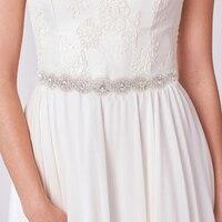 Bridal gown belt, wedding Sash, luxury diamond belt, Bride 's Sash, White Silver Gray wedding belts & sashes, Long ultrafine