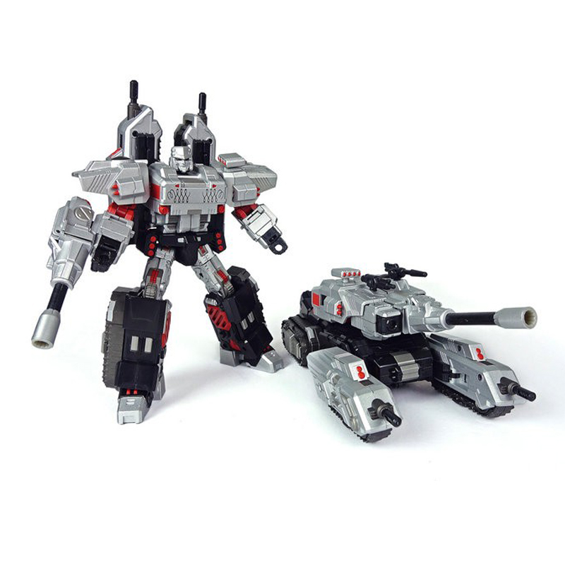 (In STOCK) Toy Mega Steel MS-01 Megatron Granville