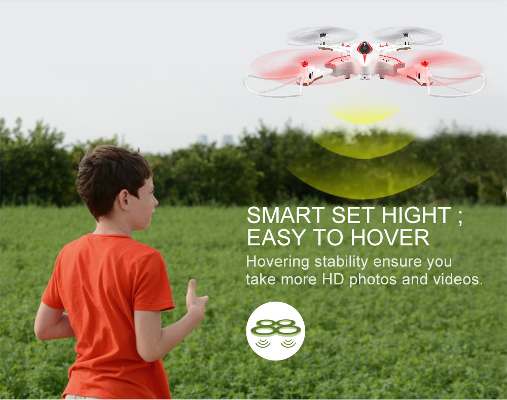 SYMA Official X56W RC Drone Folding Quadrocopter With Wifi Camera Real-time Sharing Flashing Light RC Helicopter Drones Aircraft 18