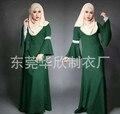 2016 мода парандёу абая мусульманская девушка длинное платье турецкие женской одежды плюс размер дубай арабские djellaba вечернее платье 4 цвета