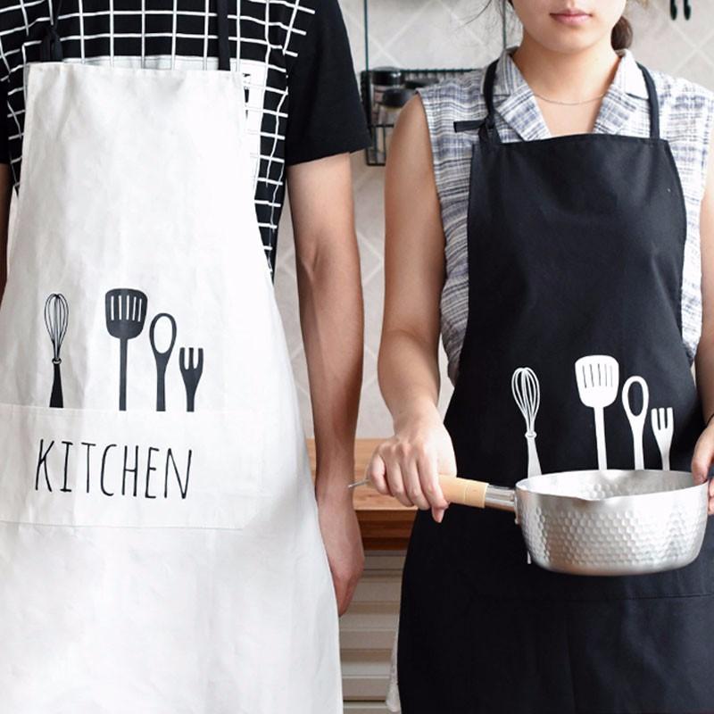 Nordic Baking Master Kitchen Cotton Apron