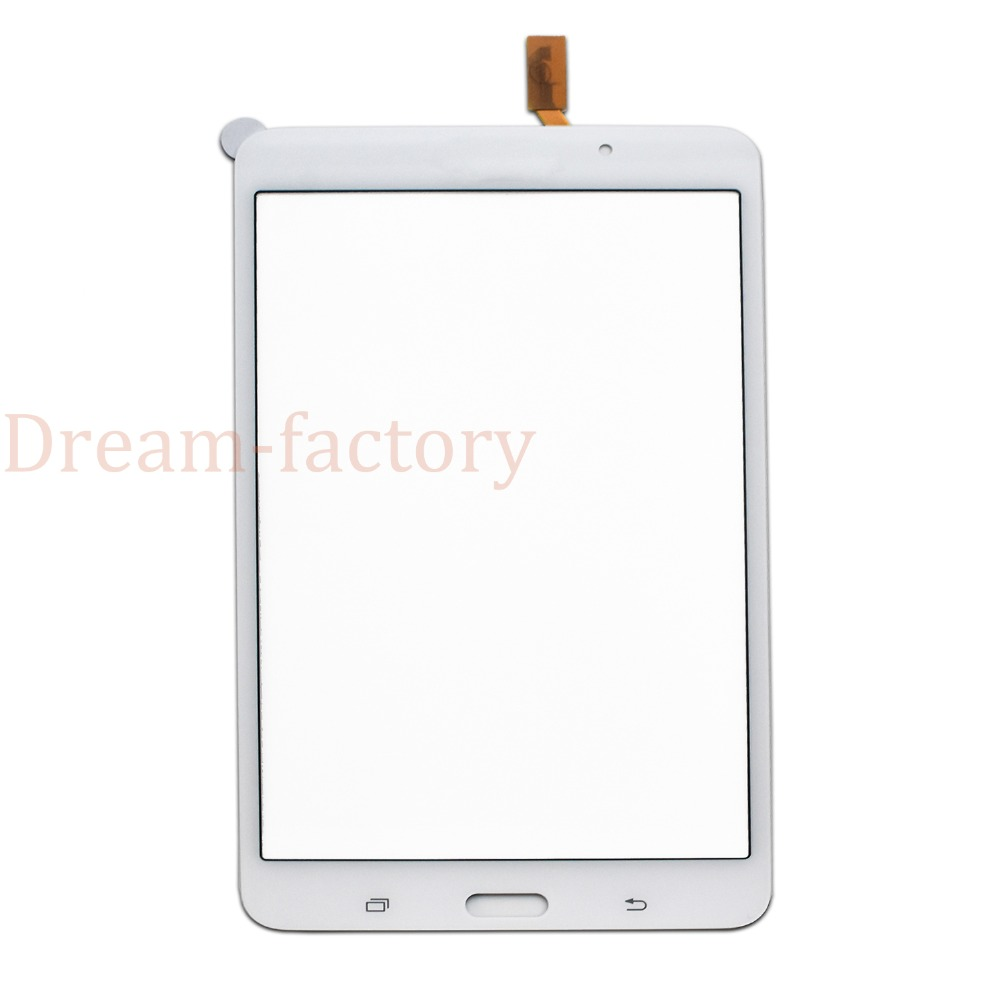 30pcs Touch Screen Digitizer Glass Lens for Samsung Tab 4 7 0 T230 T231 with Adhesive