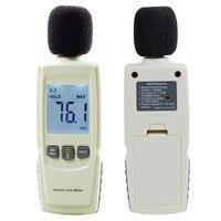 Цифровой измеритель уровня звука цифрового Шум тестер ЖК-дисплей Экран Аудио Голос описать метр 30-130db в децибелах ЖК-дисплей анализатор тес...