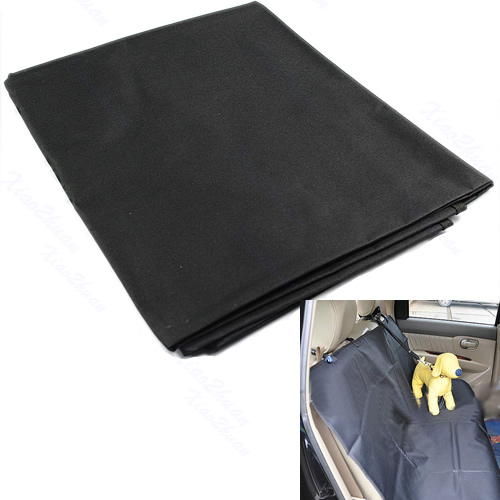 Pet Dog Car Rear Back Seat Cover Blanket Waterproof Cushion Puppy Protector Mat