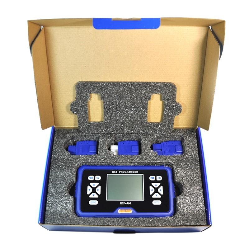 SKP-900 käeshoitav OBD2 automaatvõtmeprogrammeerija V3.3 SKP 900 - Elektritööriistade tarvikud - Foto 5