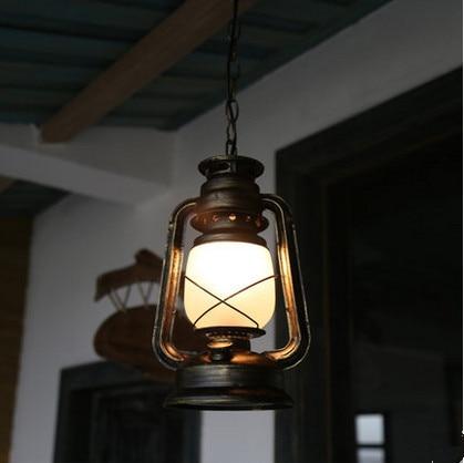 american west cowboy classic iron pendant lights mediterranean sea