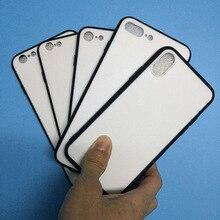 50 adet Sumgo için Basit Kılıf Huawei P10 Artı Sert PC + TPU Çerçeve Case Arka Huawei P10