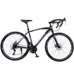 KUBEEN 400C Road Bike Bicicleta Completa Ciclismo BICICLETTA Estrada Bicicleta 21 Velocidade da Bicicleta