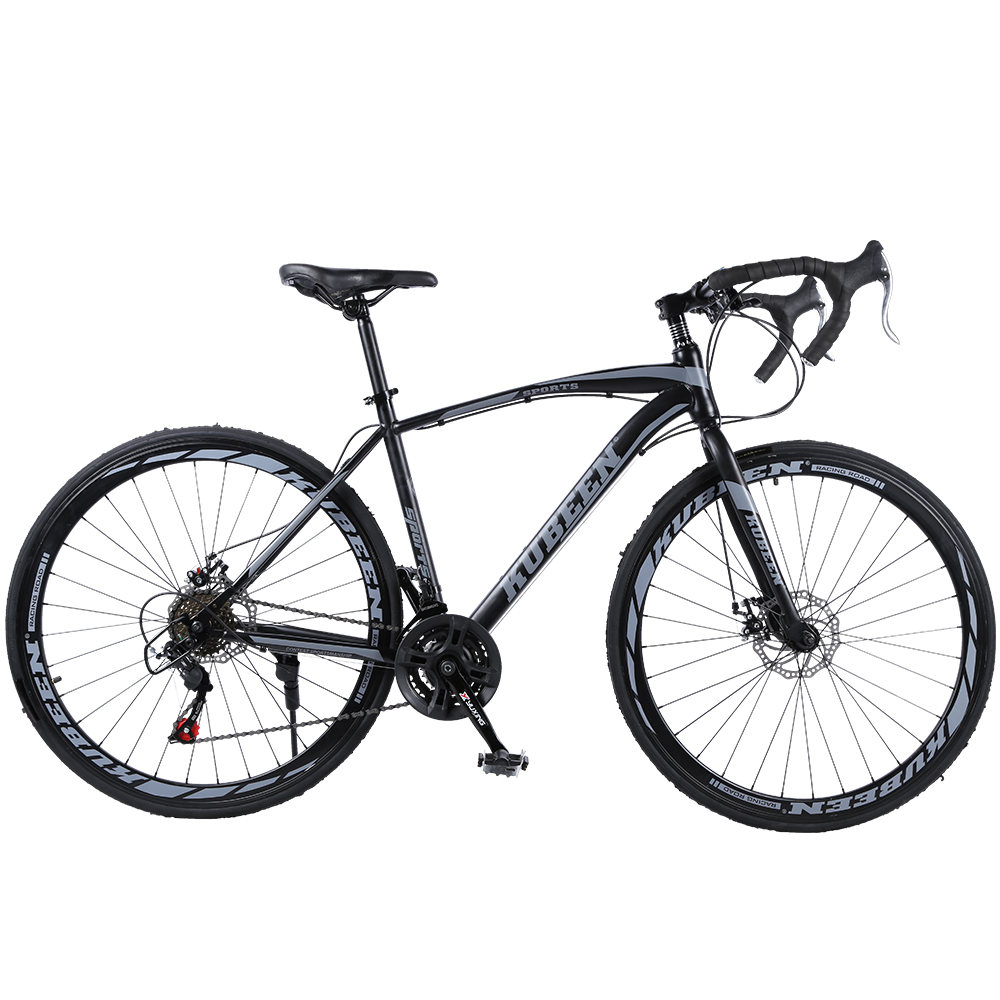 KUBEEN 400C Road Bike Bicicleta Completa Ciclismo 21 BICICLETTA Estrada Bicicleta Velocidade Bicicleta